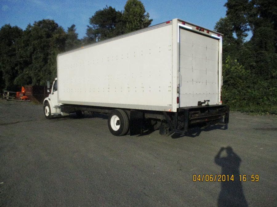 Used Box Van Trucks for Sale Joliet Truck