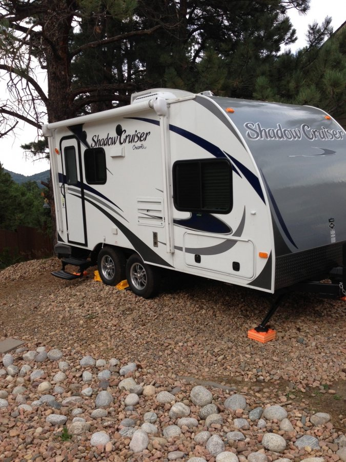 Travel Trailer 2014 Used Shadow Cruiser 185fbs Camper