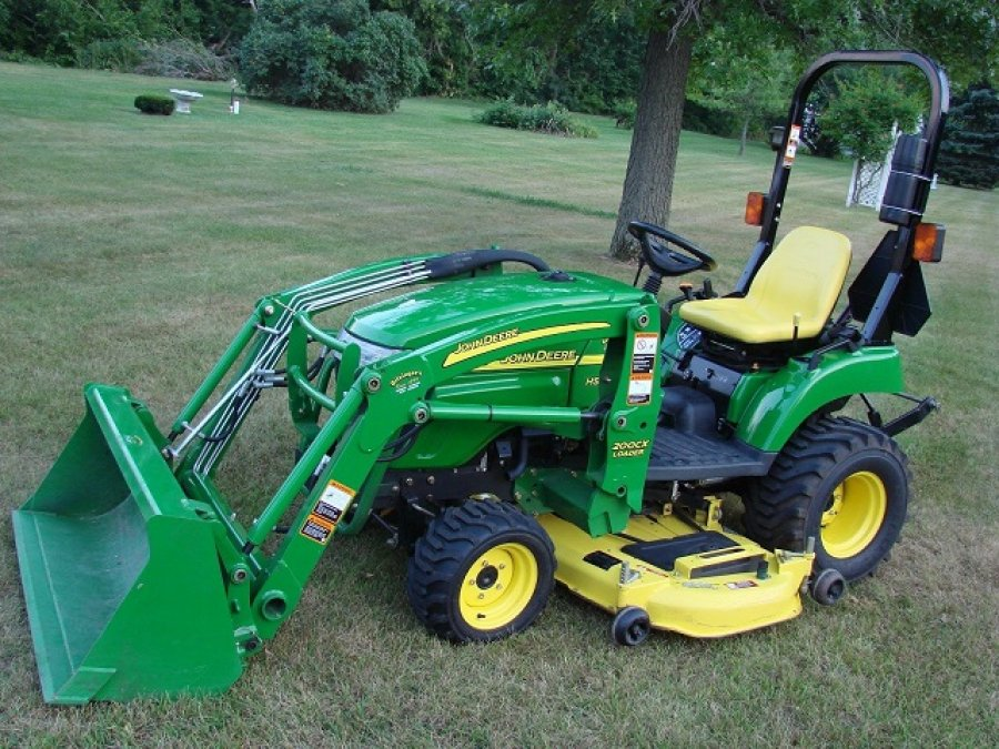 2007 John Deere 2305 Compact Tractor Dallas 75228 75228 Lawn And Garden Items For Sale