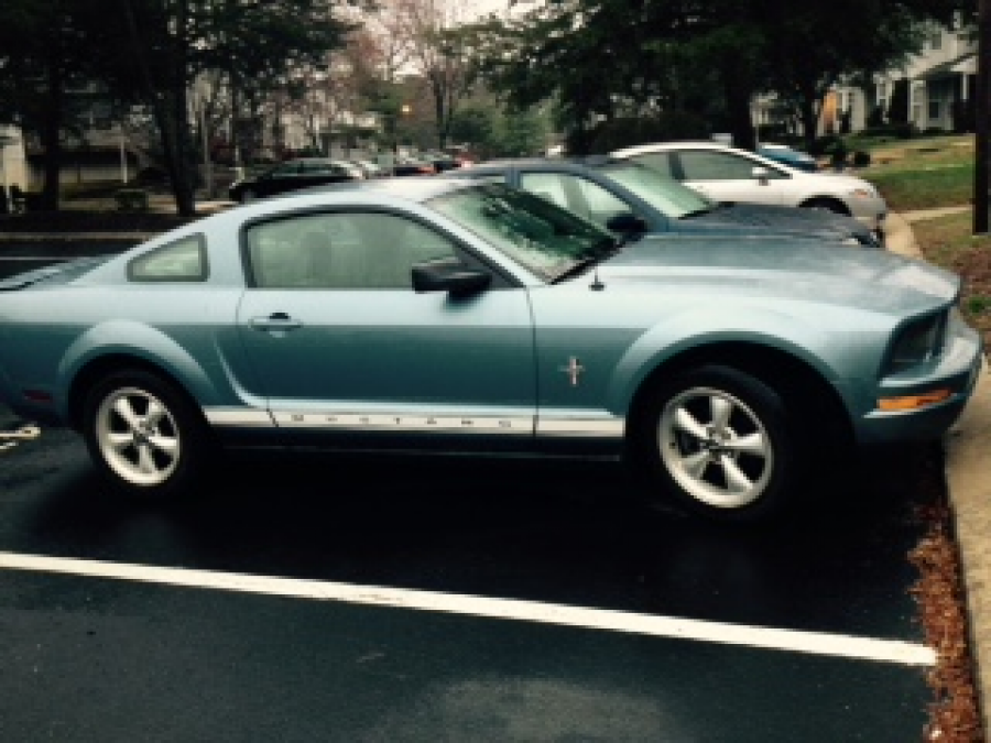 2007 ford mustang for sale one owner new jersey 08051 mantua nj car vehicle deal. Black Bedroom Furniture Sets. Home Design Ideas