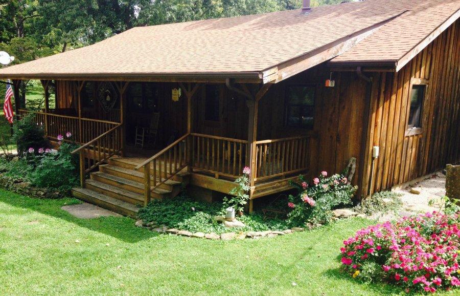 Rustic Ranch Home- Baby Farm | Kentucky Southeast Bourbon County ...