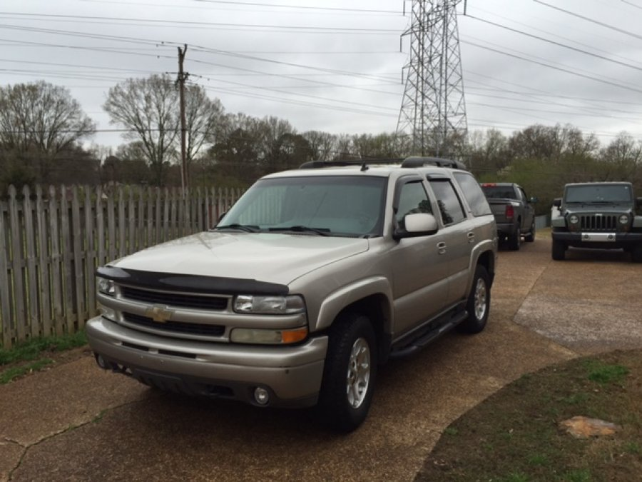 2006 z71 chevy tahoe memphis 9500 suv vehicle deal classified ads. Black Bedroom Furniture Sets. Home Design Ideas