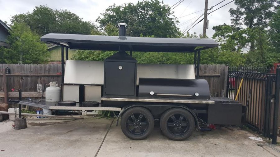 Bbq Pit Trailers Houston Html Autos Post