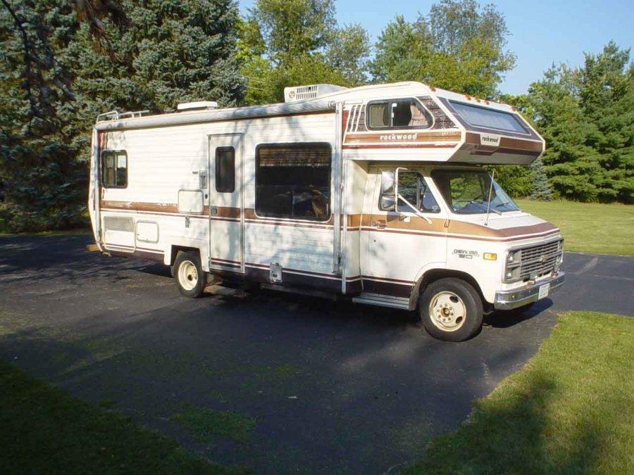 Motorhome rockwood 1984 elgin 60175 st charles il for Rockwood homes