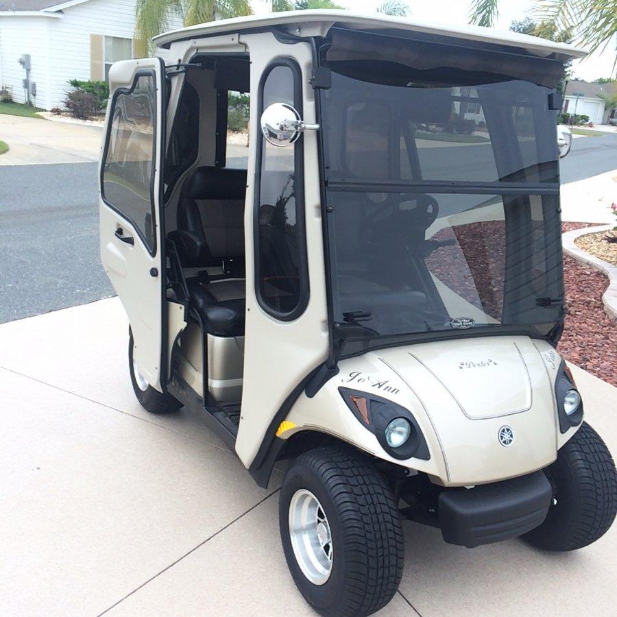 2014 yamaha golf cart florida 32162 the villages for Yamaha golf cart dealers in florida