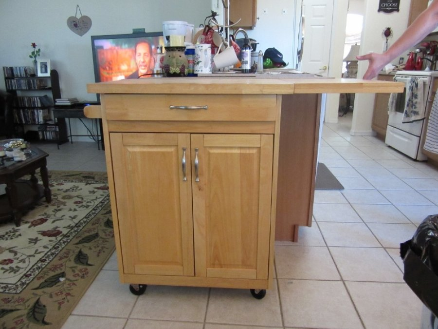 Kitchen Butcher Block Stands : Butcher Block Kitchen Stand Florida Heritage Pines $75 Home and Furnitures Items For ...