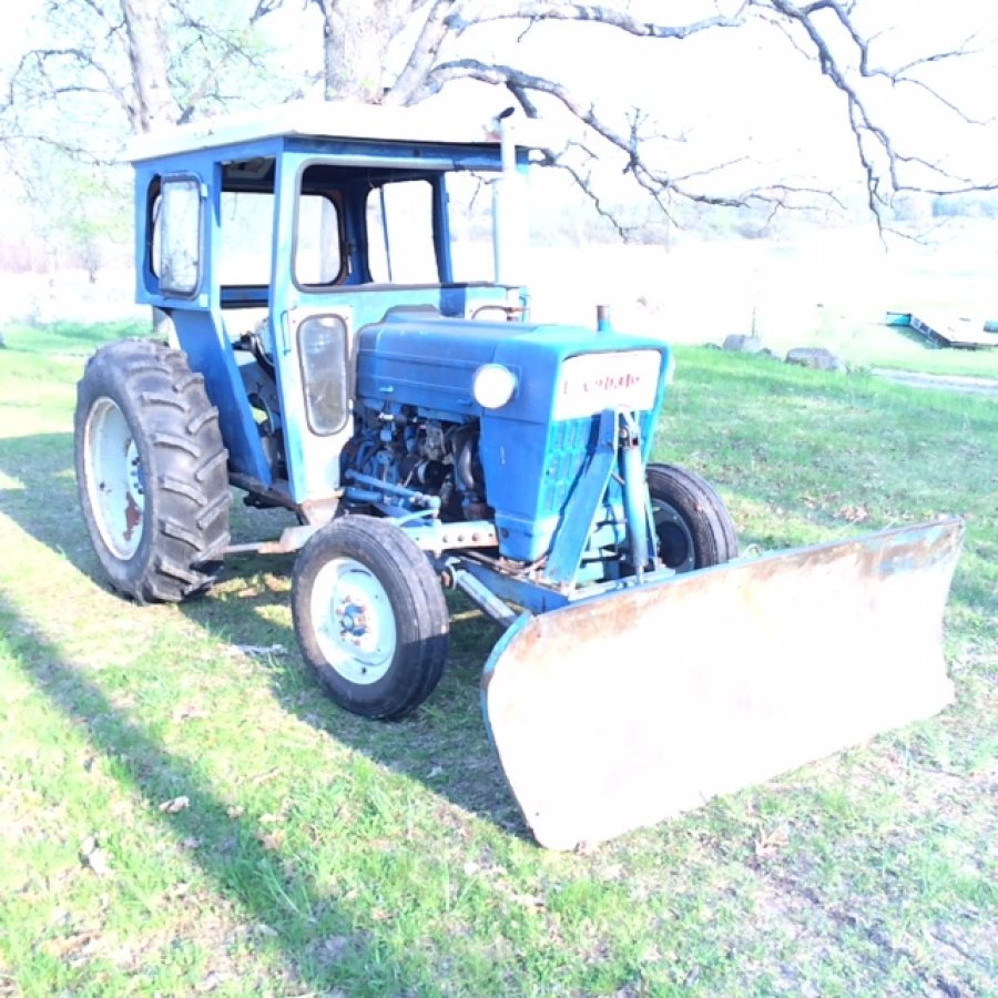 Ford 3000 Farm Tractor : Ford farm tractor michigan howell lawn and