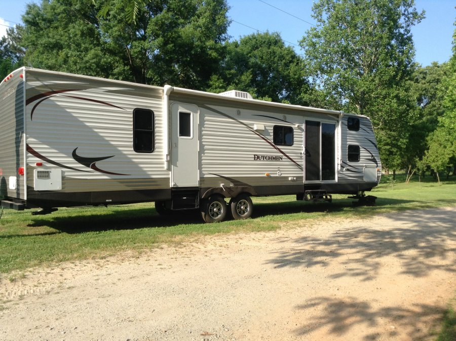 Ft Travel Trailer With Bunks