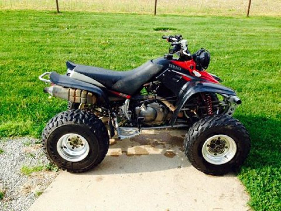 2003 yamaha 350 warrior fort wayne 46926 peru denver for Yamaha warrior for sale