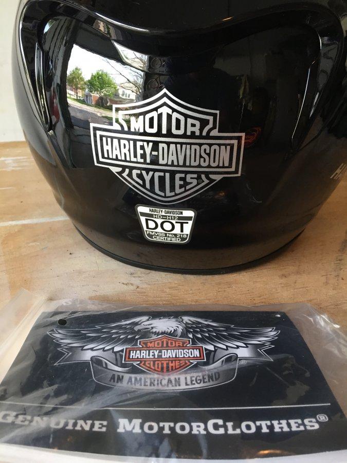 Harley Davidson Fxrg Helmet Parts
