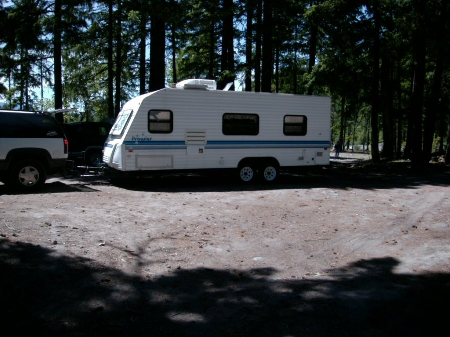 1996 Fleetwood Prowler 22ft Travel Trailer Everett 98294