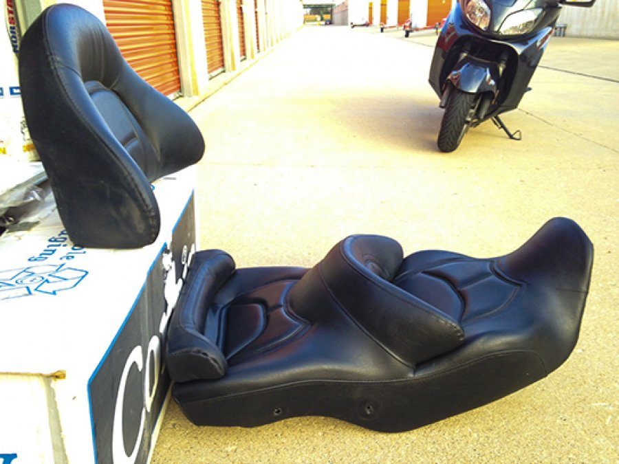Goldwing 1800 seat 2002 | Naperville 60540 | Motorcycle ...