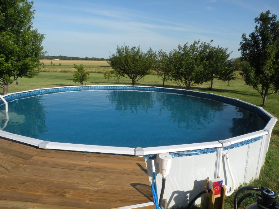 27 39 Above Ground Swimming Pool 54 Tall Oklahoma City 73064 Mustang 800 Sporting Goods