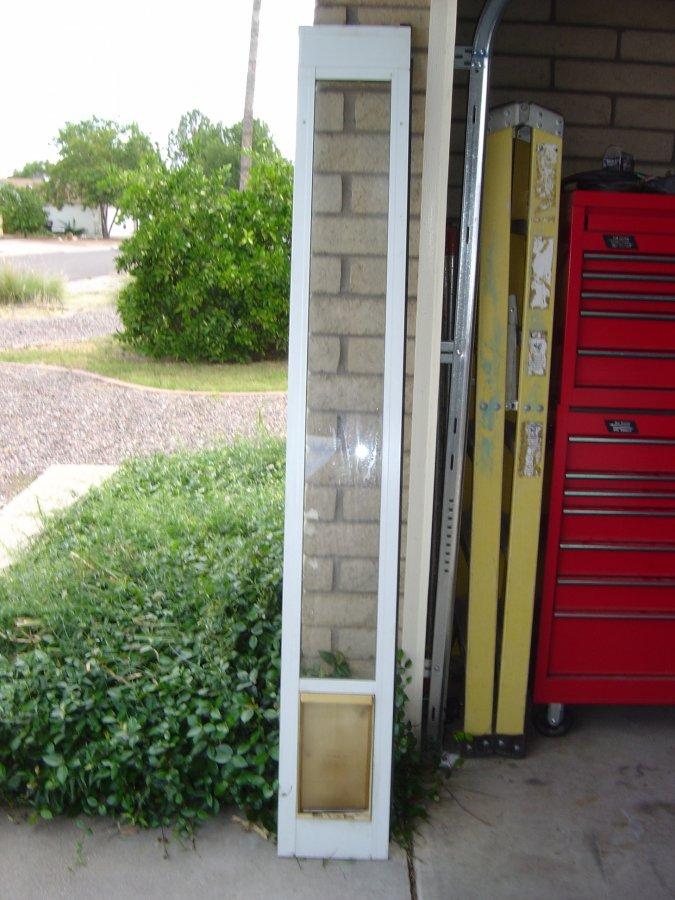 Pet door for sliding door mesa 85204 65 pet for Dog doors for sale