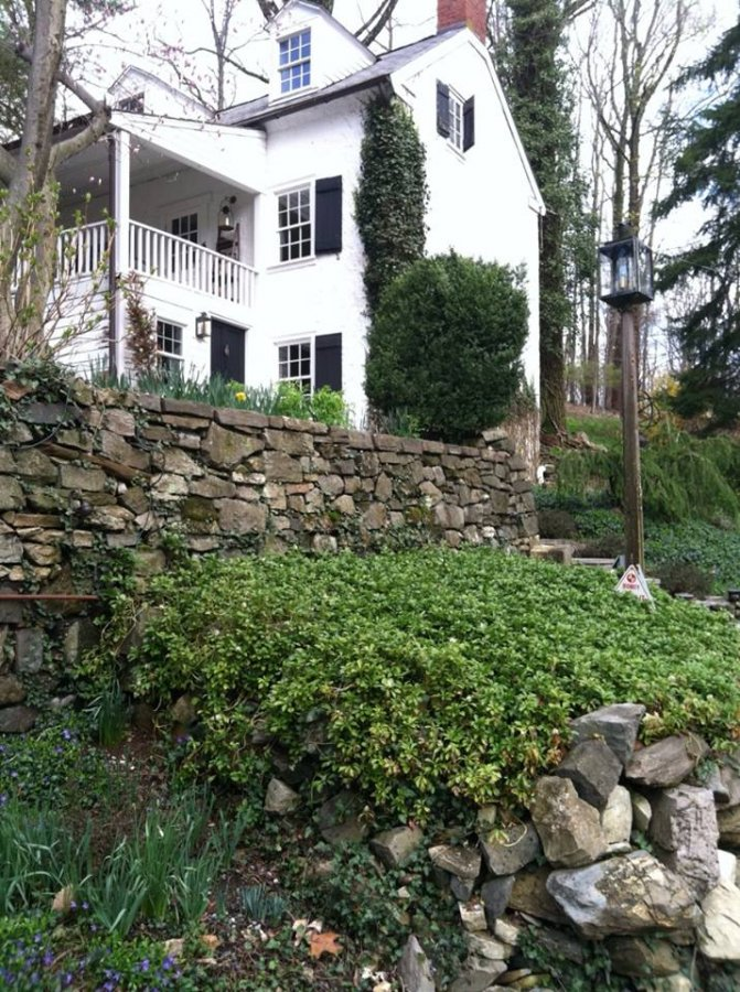 bucks county pa stone country home for sale new york