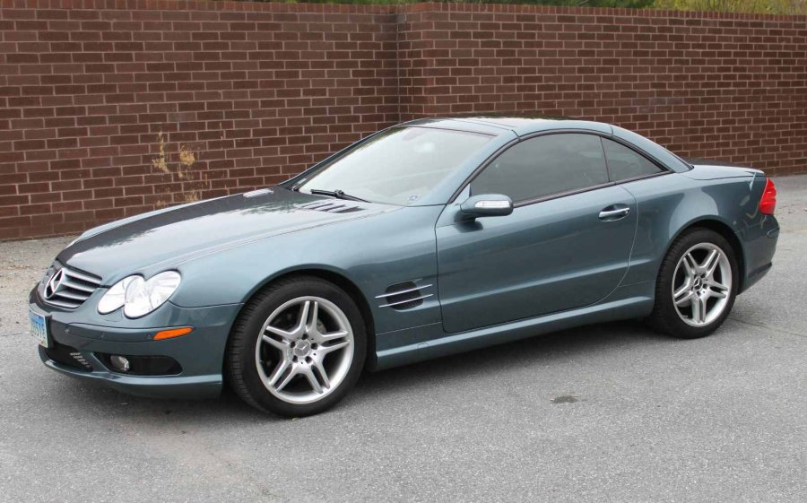 Service manual 2006 mercedes benz sl class roof trim for 2003 mercedes benz sl500 owners manual
