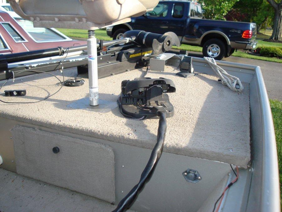 2003 16 39 alummnacraft bass boat 3 700 trenton 08361 for Black friday trolling motor deals