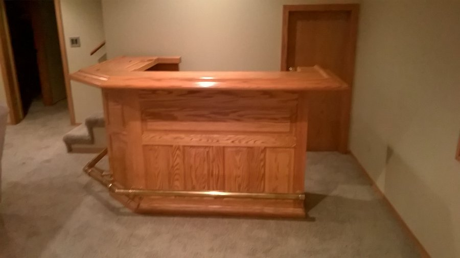Stand alone bar wichita 67203 home and furnitures items for sale deal classified ads Home bar furniture wichita ks