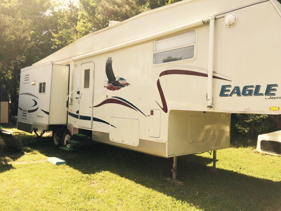 Perfect Jayco 210 SL Eagle Travel Trailer For Sale In Spruce Grove