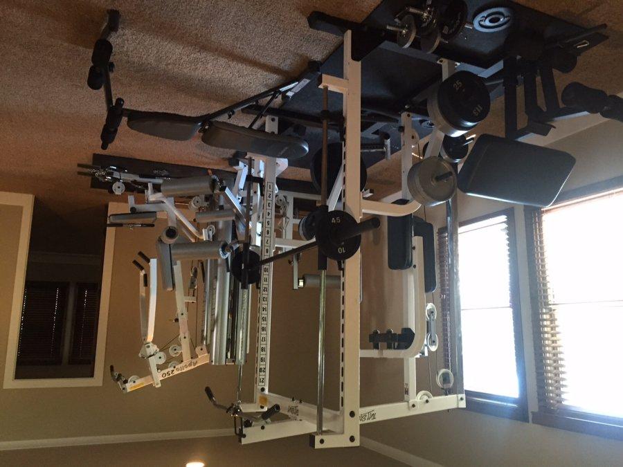 Home gym equipment stockton lodi