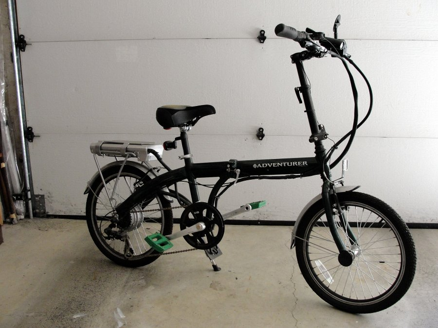 Adventurer 20 In Electric Folding Bike Portland 97027