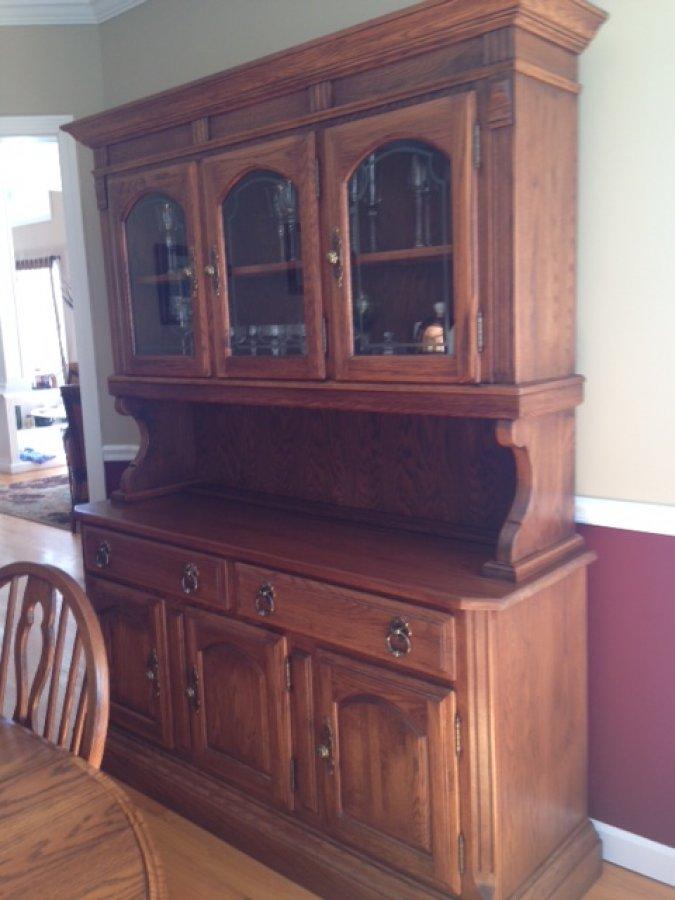 temple stuart solid oak dining room set new haven 06443
