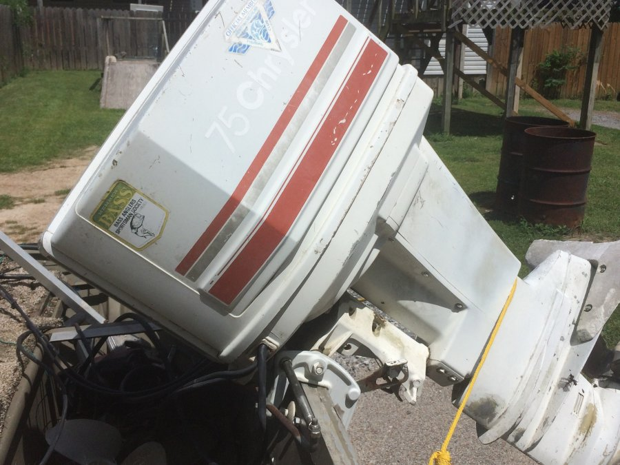 Boat trailor and motor for sale arkansas 72327 for Boat motors for sale in arkansas