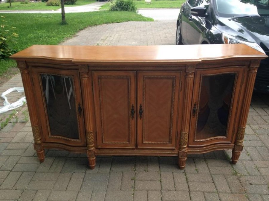 complete dining room set for sale ontario barrie home