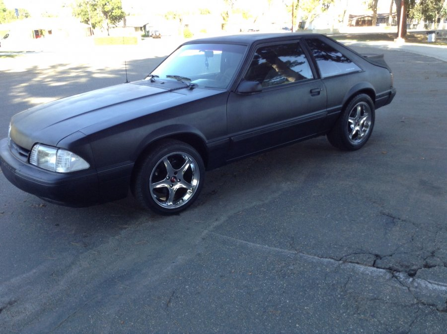 88 ford mustang 5 0 5 speed santa rosa 93010 car vehicle deal classified ads. Black Bedroom Furniture Sets. Home Design Ideas