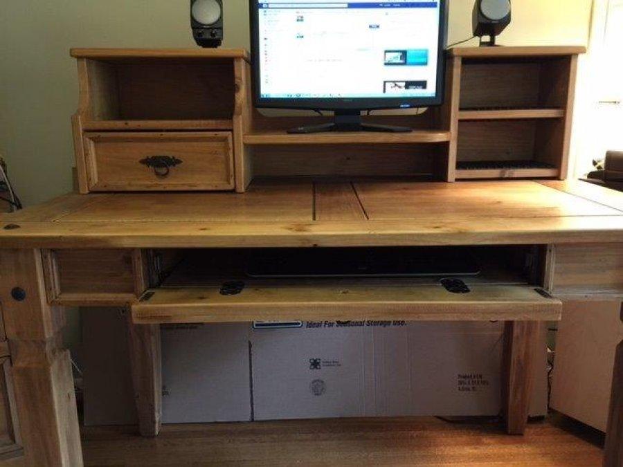 puter Desk & File Cabinet Glendale