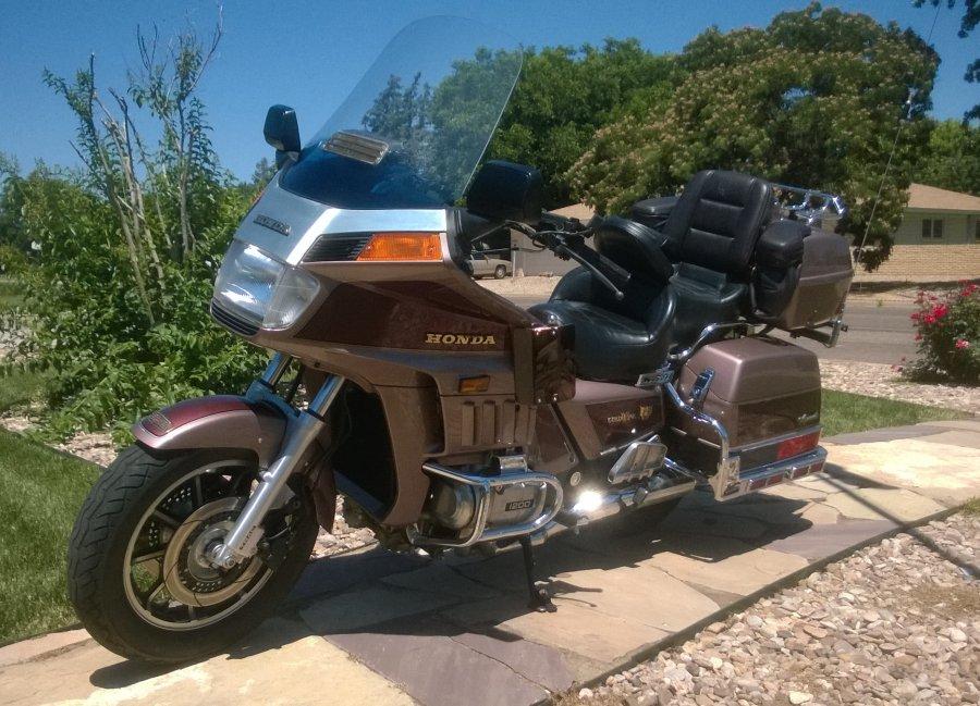 1986 1200 Goldwing Aspencade   Albuquerque 88101 Privately ...