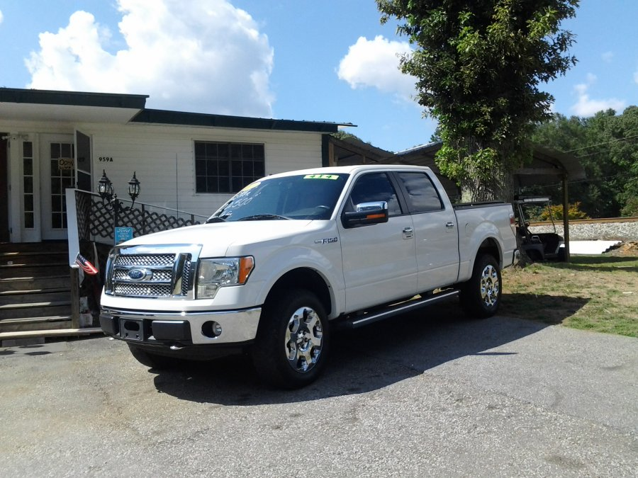 2010 ford f 150 supercab 4x4 atlanta 30185 whitesburg truck vehicle deal classified ads. Black Bedroom Furniture Sets. Home Design Ideas
