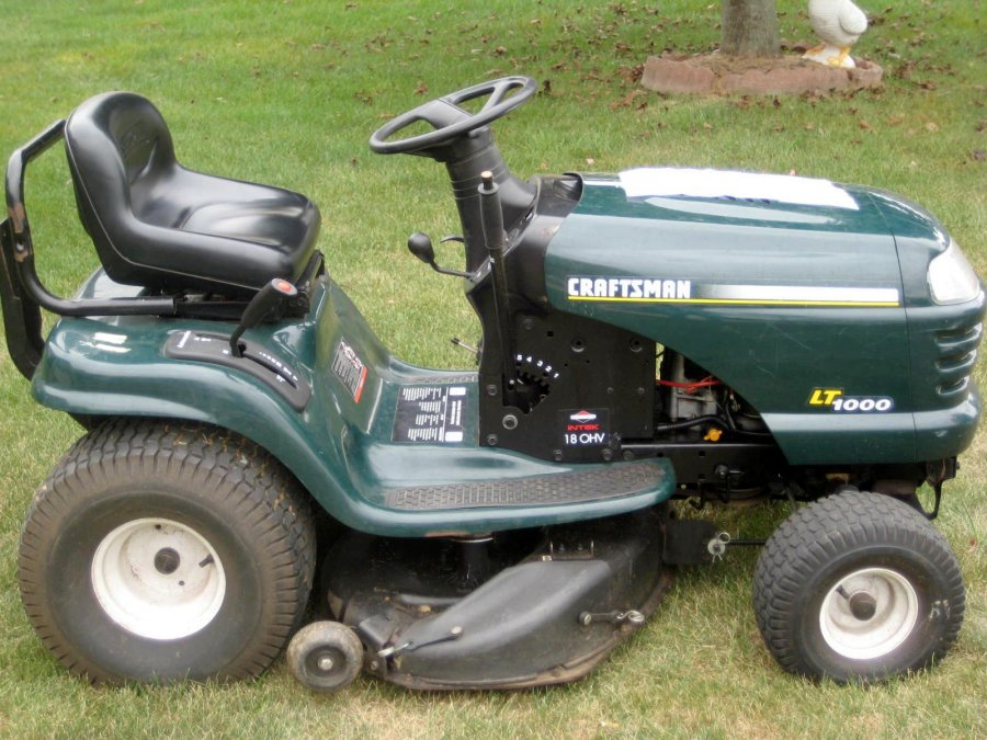 Craftsman Riding Mower Akron 44273 Seville Lawn And