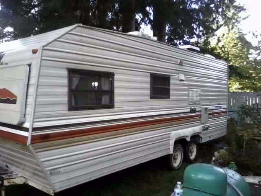 1987 Aljo Aly Washington 98270 3500 Rv Vehicle