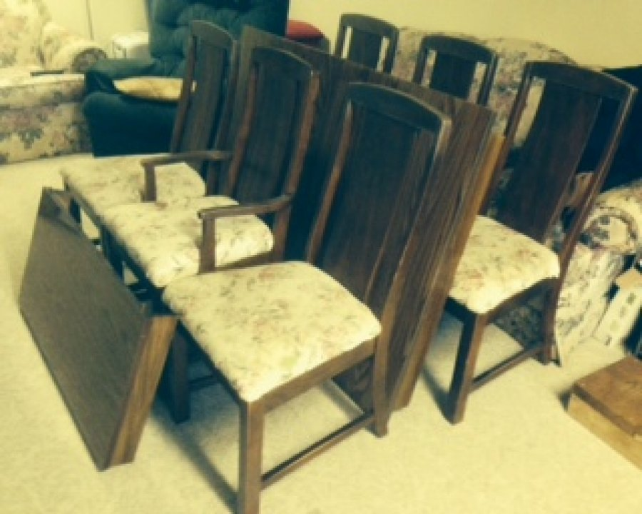 Table And Chairs Pittsburgh 15665 Manor 50 Home And