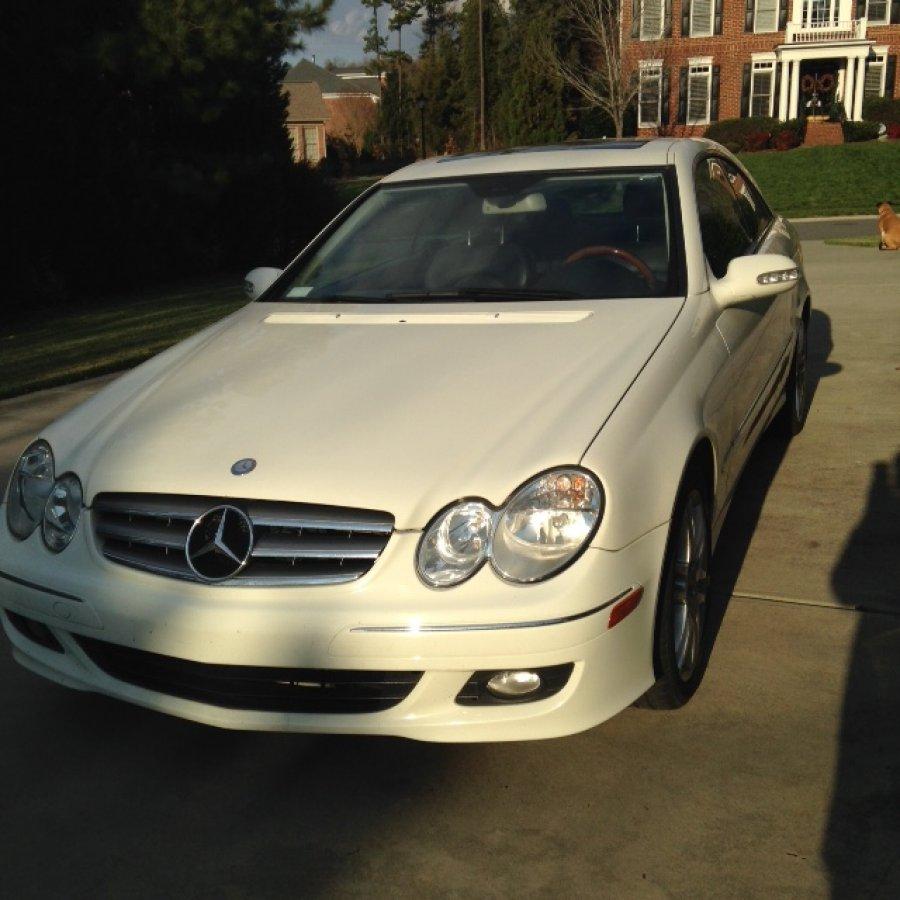 Mercedes benz clk 350 charlotte 28173 waxhaw 15000 for Mercedes benz 15000
