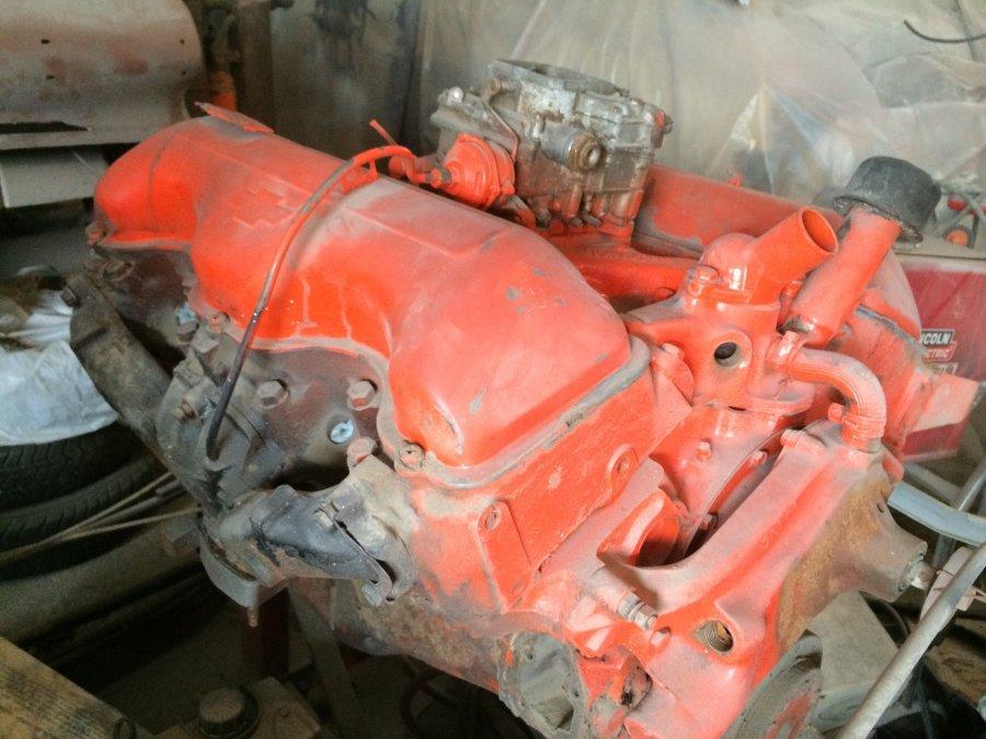 Chevy 348 santa maria 93454 santa maria auto parts for Chevy home motors santa maria