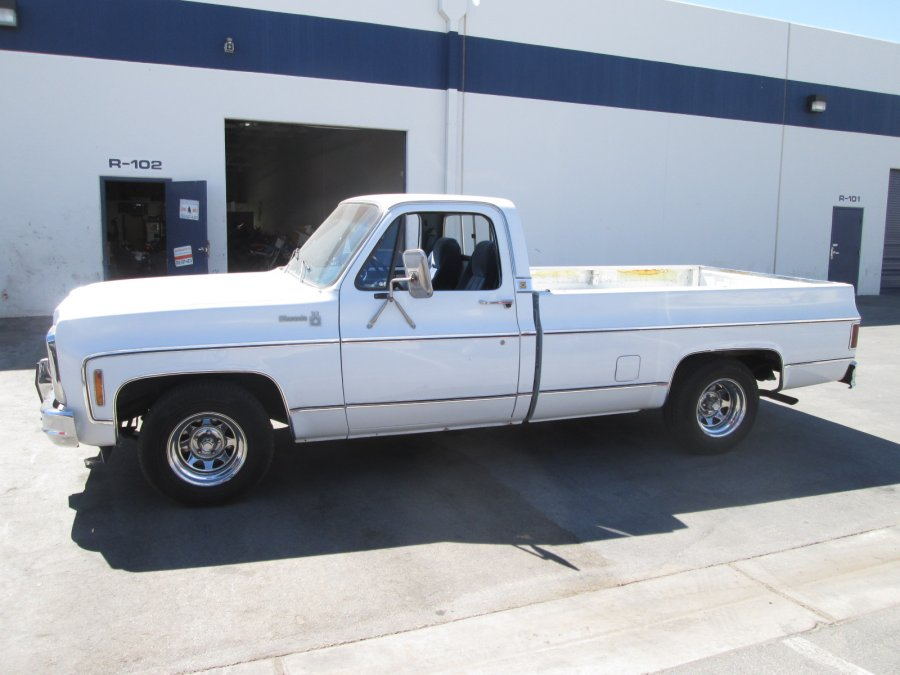 1980 Chevy Silverado Pickup Truck Like New Las Vegas