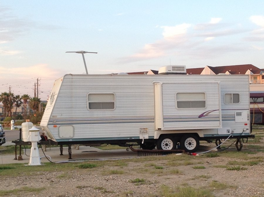 Aljo  Ft Travel Trailer