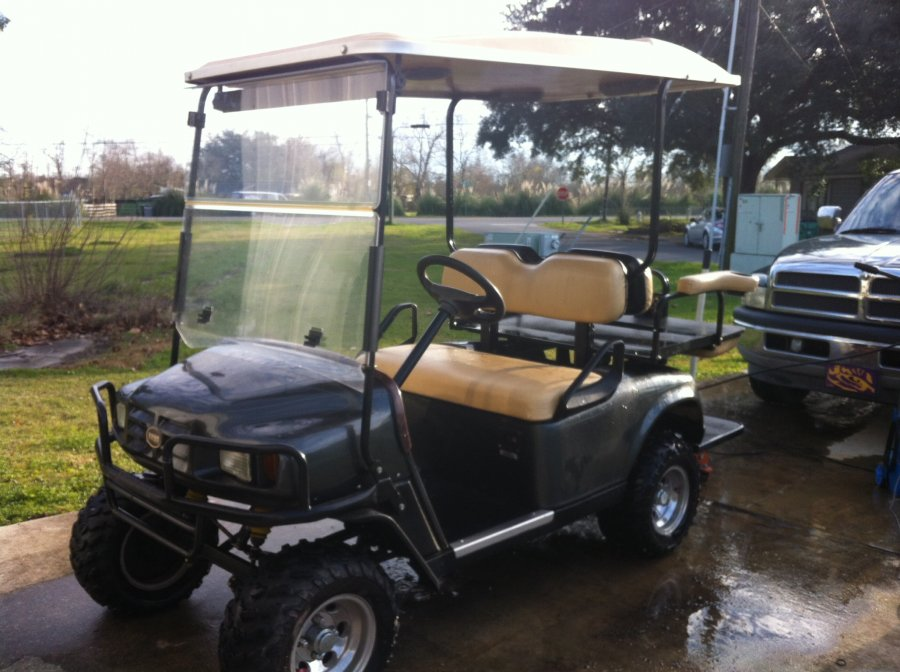 Golf Cart New Orleans 70094 Bridge City 4000