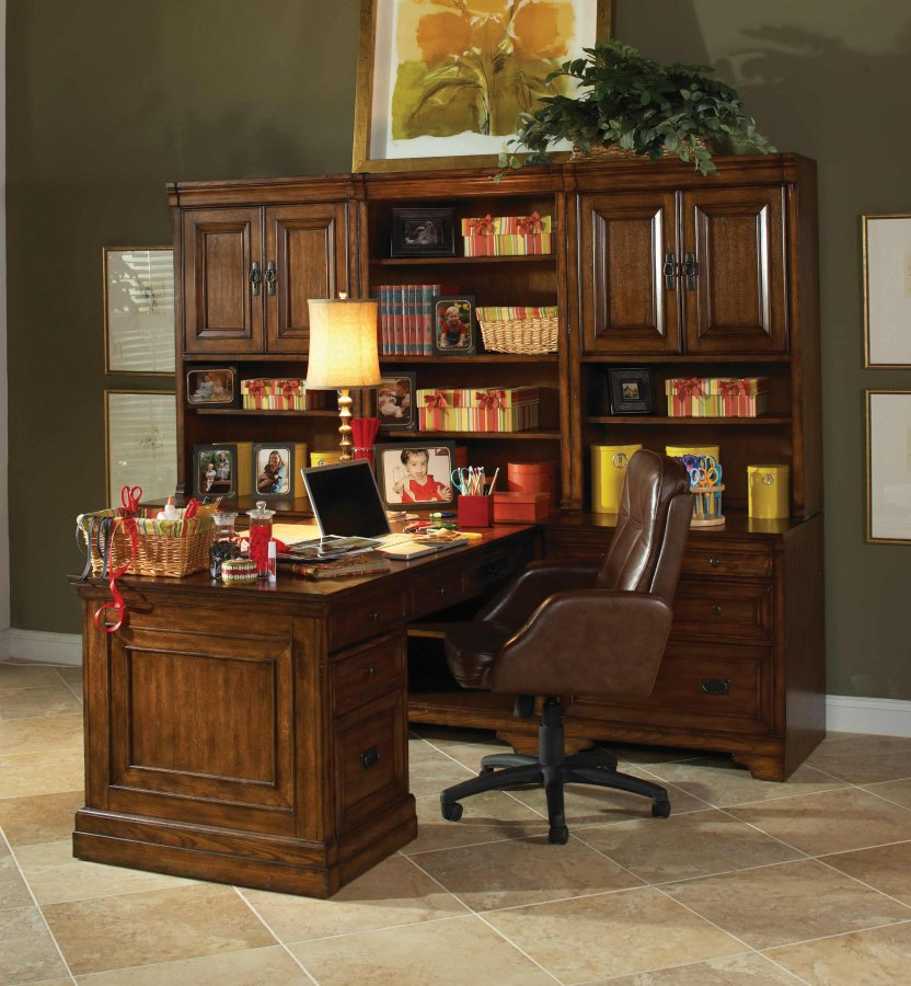 7 Piece Aspenhome Modular Home Office Desk Tucson 85641 Vail Az 300 Home And Furnitures