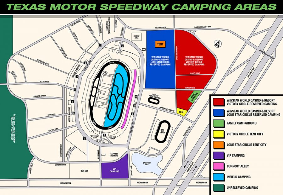 Infield spot 223 texas tickets items for sale deal for Texas motor speedway ticket office