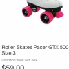 Roller skates  offer Kid Stuff