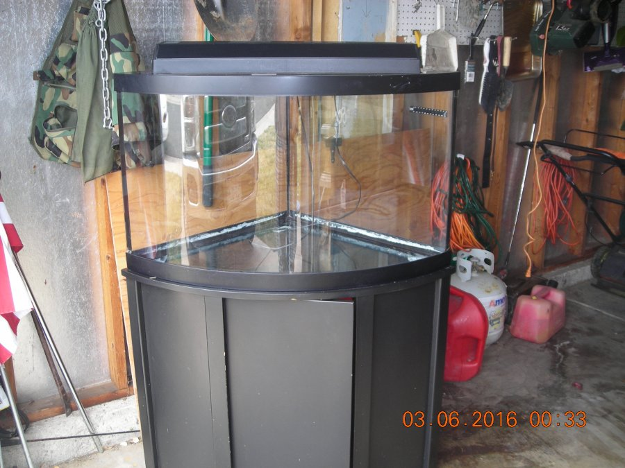 55 gallon fish reptile aquarium with stand arvada 80003 for 55 gallon fish tank lid
