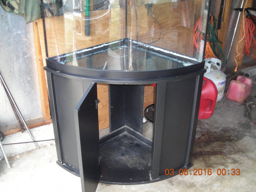 55 gallon fish reptile aquarium with stand arvada 80003 for 55 gallon corner fish tank