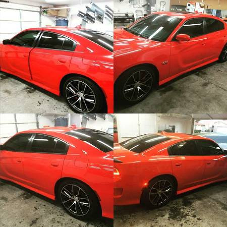 Window tint side job windowtinting 702 406 9312 las for 20 window tint pictures