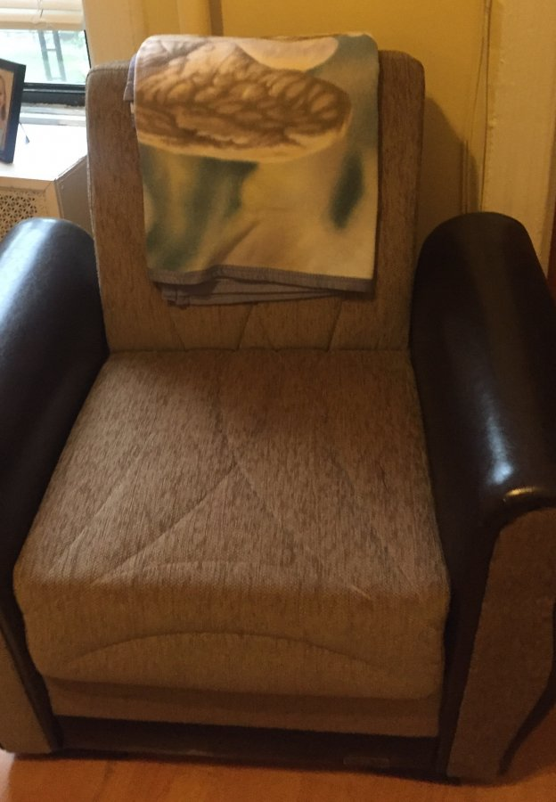 Futon Sofa And Chair With Storage Underneath New York