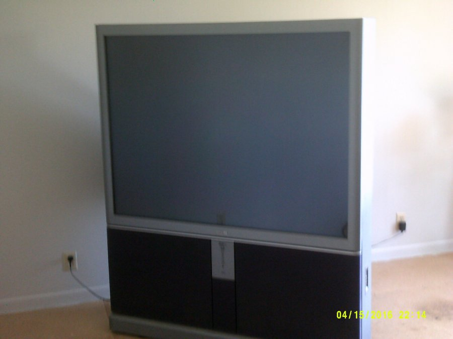 60 inch projection tv usa 48867 owosso home and furnitures items for sale deal. Black Bedroom Furniture Sets. Home Design Ideas