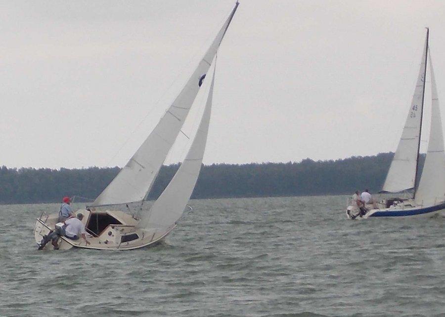 O Day 222 1984 Day Sailer Dayton St Mary S Ohio Boat
