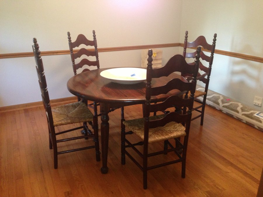 dining kitchen table naperville 60543 420 knights